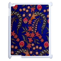Texture Batik Fabric Apple Ipad 2 Case (white)