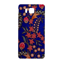 Texture Batik Fabric Samsung Galaxy Alpha Hardshell Back Case
