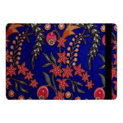 Texture Batik Fabric Apple Ipad Pro 10 5   Flip Case
