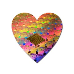 Technology Circuit Pentium Die Heart Magnet