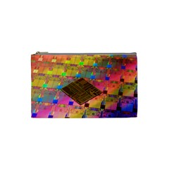 Technology Circuit Pentium Die Cosmetic Bag (small)
