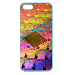 Technology Circuit Pentium Die Apple Seamless Iphone 5 Case (color)