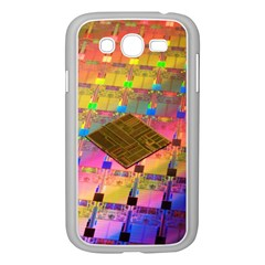 Technology Circuit Pentium Die Samsung Galaxy Grand Duos I9082 Case (white)