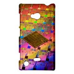 Technology Circuit Pentium Die Nokia Lumia 720