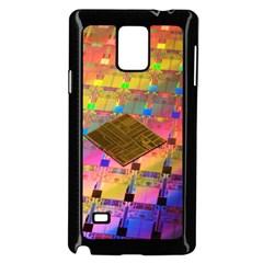 Technology Circuit Pentium Die Samsung Galaxy Note 4 Case (black)