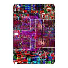 Technology Circuit Board Layout Pattern Samsung Galaxy Tab Pro 10 1 Hardshell Case