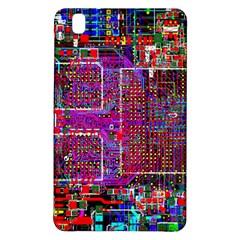 Technology Circuit Board Layout Pattern Samsung Galaxy Tab Pro 8 4 Hardshell Case