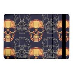 Skull Pattern Samsung Galaxy Tab Pro 10 1  Flip Case