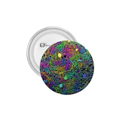 Starbursts Biploar Spring Colors Nature 1 75  Buttons