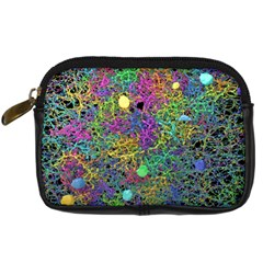 Starbursts Biploar Spring Colors Nature Digital Camera Cases