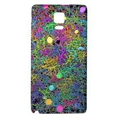 Starbursts Biploar Spring Colors Nature Galaxy Note 4 Back Case