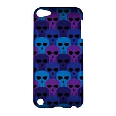Skull Pattern Wallpaper Apple Ipod Touch 5 Hardshell Case