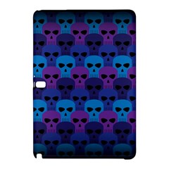 Skull Pattern Wallpaper Samsung Galaxy Tab Pro 10 1 Hardshell Case
