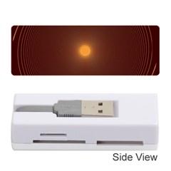 Spiral Vintage Memory Card Reader (stick)