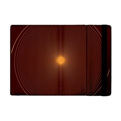 Spiral Vintage Apple Ipad Mini Flip Case