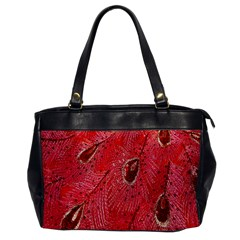 Red Peacock Floral Embroidered Long Qipao Traditional Chinese Cheongsam Mandarin Office Handbags