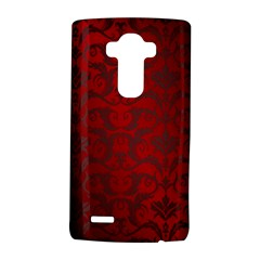 Red Dark Vintage Pattern Lg G4 Hardshell Case