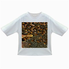 Queen Cup Honeycomb Honey Bee Infant/toddler T Shirts