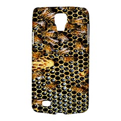 Queen Cup Honeycomb Honey Bee Galaxy S4 Active