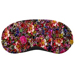 Psychedelic Flower Sleeping Masks