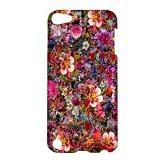 Psychedelic Flower Apple Ipod Touch 5 Hardshell Case