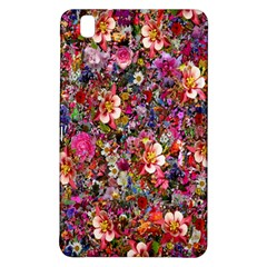 Psychedelic Flower Samsung Galaxy Tab Pro 8 4 Hardshell Case
