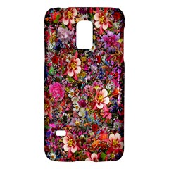 Psychedelic Flower Galaxy S5 Mini