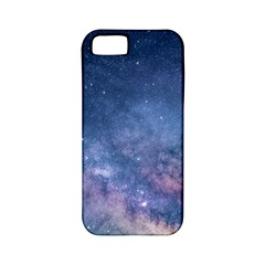 Galaxy Nebula Astro Stars Space Apple Iphone 5 Classic Hardshell Case (pc+silicone)