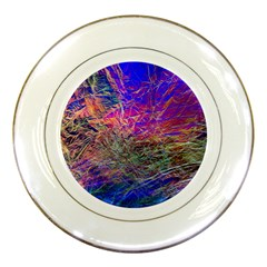 Poetic Cosmos Of The Breath Porcelain Plates