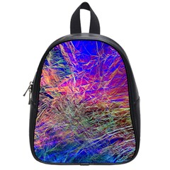 Poetic Cosmos Of The Breath School Bags (small)