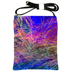 Poetic Cosmos Of The Breath Shoulder Sling Bags