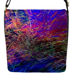 Poetic Cosmos Of The Breath Flap Messenger Bag (s)