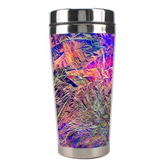 Poetic Cosmos Of The Breath Stainless Steel Travel Tumblers