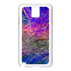 Poetic Cosmos Of The Breath Samsung Galaxy Note 3 N9005 Case (white)