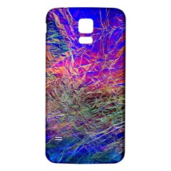 Poetic Cosmos Of The Breath Samsung Galaxy S5 Back Case (white)