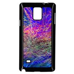 Poetic Cosmos Of The Breath Samsung Galaxy Note 4 Case (black)