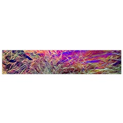 Poetic Cosmos Of The Breath Flano Scarf (small)