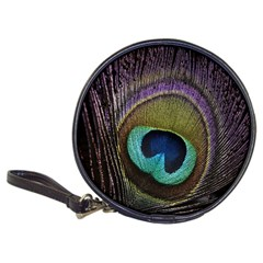 Peacock Feather Classic 20 Cd Wallets