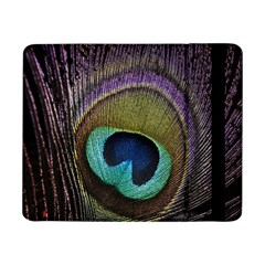 Peacock Feather Samsung Galaxy Tab Pro 8 4  Flip Case