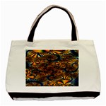 Pattern Bright Basic Tote Bag Front