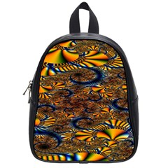 Pattern Bright School Bags (small)