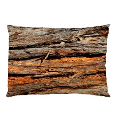 Natural Wood Texture Pillow Case (two Sides)