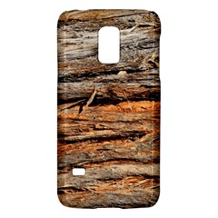 Natural Wood Texture Galaxy S5 Mini