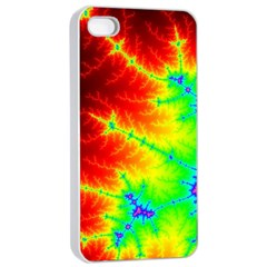 Misc Fractals Apple Iphone 4/4s Seamless Case (white)