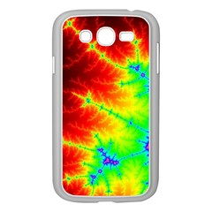 Misc Fractals Samsung Galaxy Grand Duos I9082 Case (white)