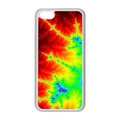 Misc Fractals Apple Iphone 5c Seamless Case (white)
