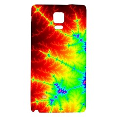 Misc Fractals Galaxy Note 4 Back Case