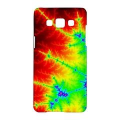 Misc Fractals Samsung Galaxy A5 Hardshell Case