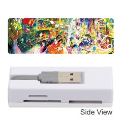 Multicolor Anime Colors Colorful Memory Card Reader (stick)