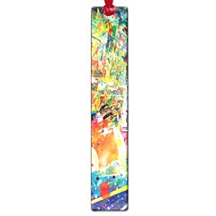 Multicolor Anime Colors Colorful Large Book Marks